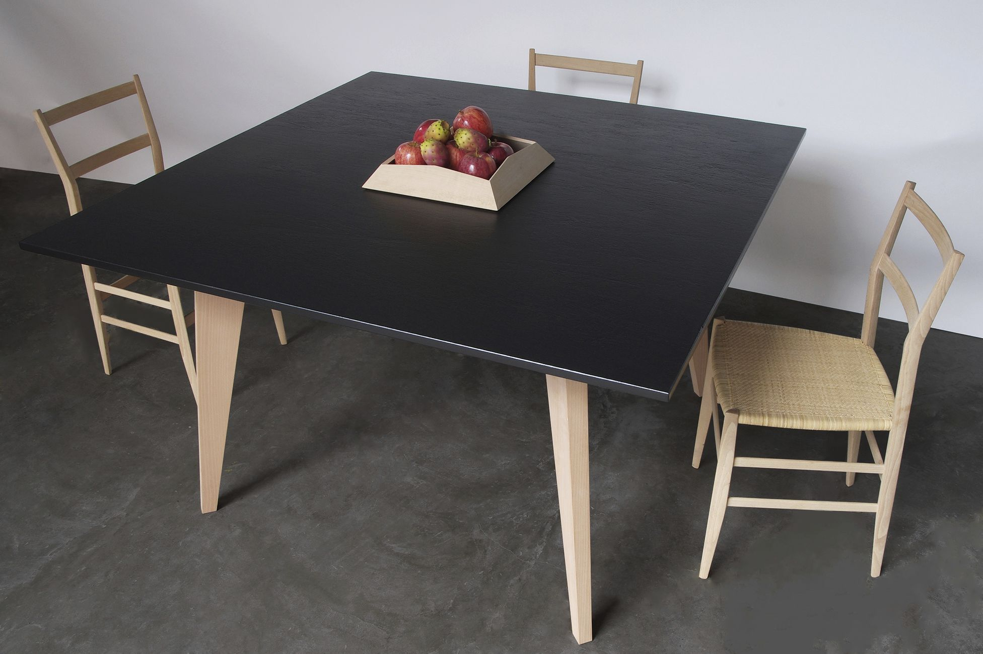 ... Contemporary Dining Table / Slate / Rectangular / For Restaurants TABLE  TOP ITALIAN SLATE NATURAL CLEFT ...
