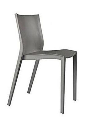 contemporary chair plastic by philippe starck - Chaise Starck