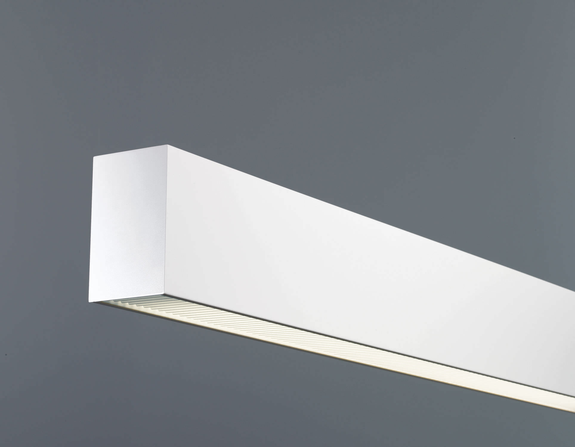 Indirect Wall Lighting surface-mounted light fixture / recessed wall / fluorescent