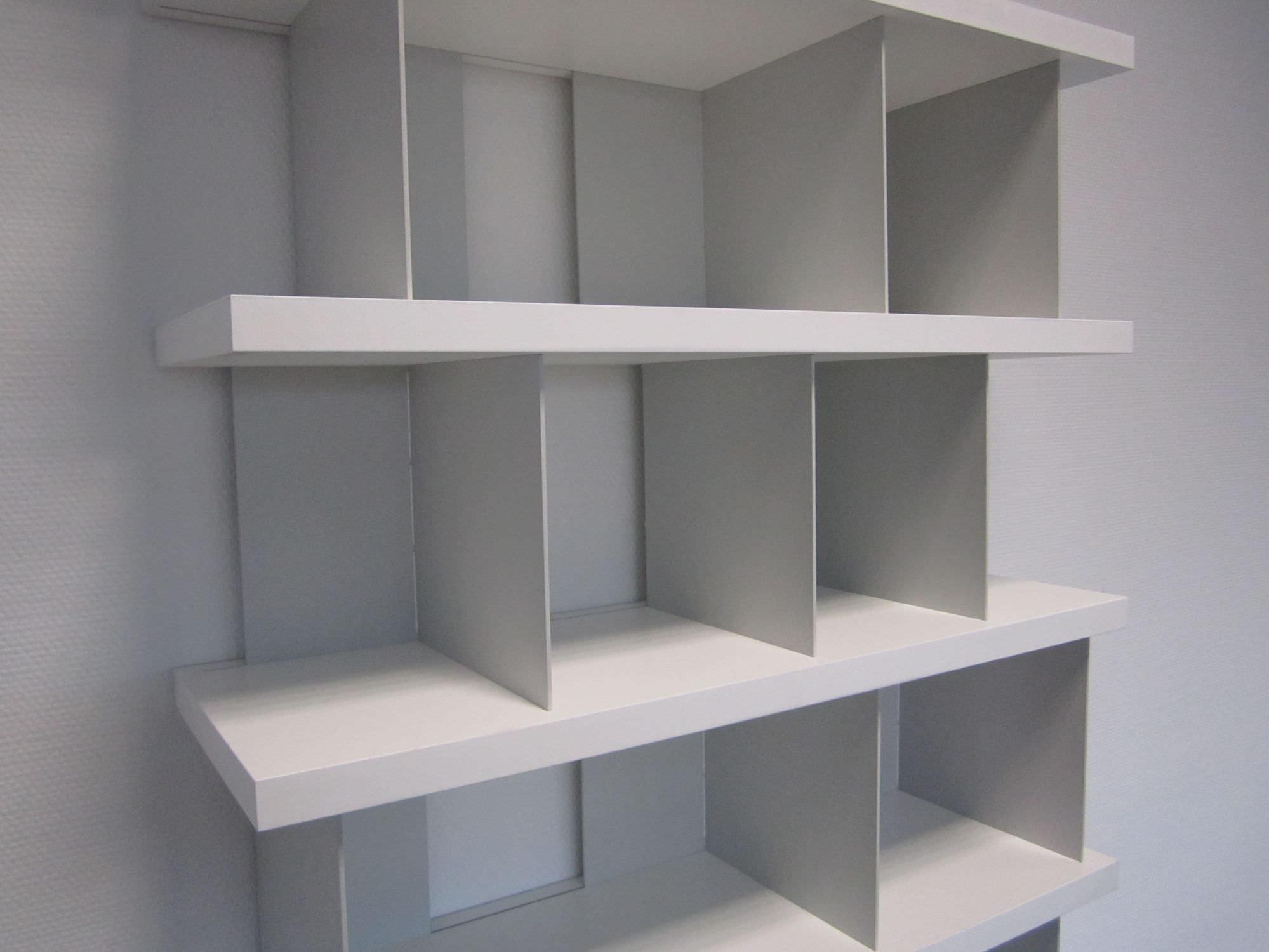 Tojo Möbel modular shelf contemporary mdf bieg by eigenwert tojo