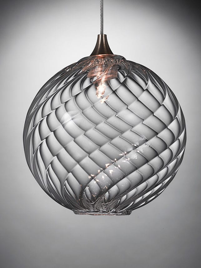 blown glass lighting. contemporary chandelier blown glass led custom breath globe shakuff exotic lighting l