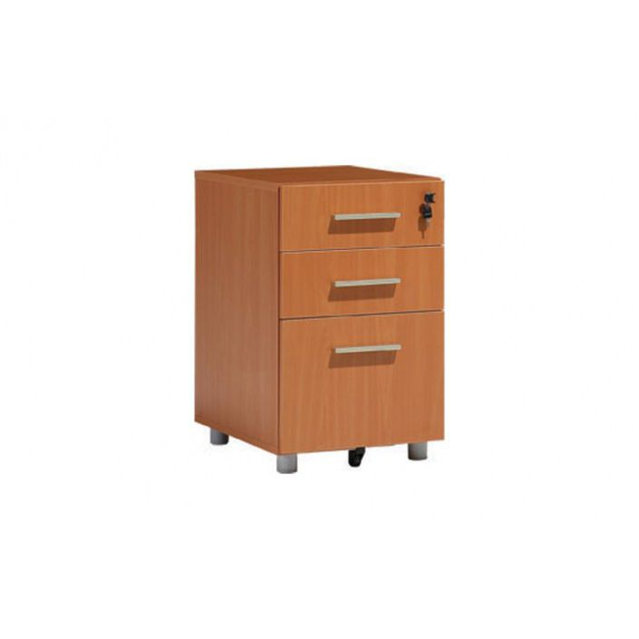 Superieur Wooden Office Unit / 4 Drawer / 3 Drawer / Key Type