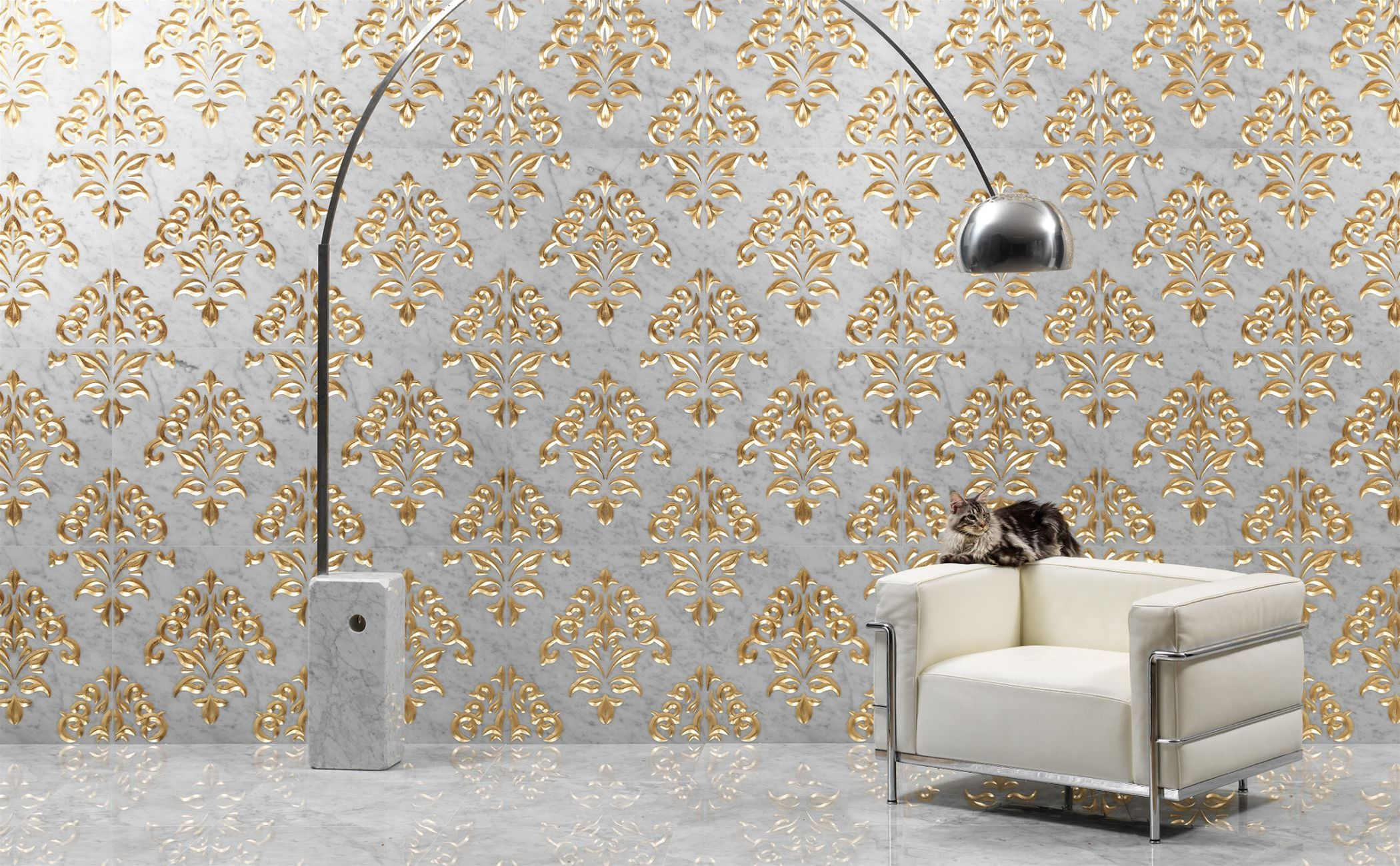 ... Bathroom Tile / Living Room / Wall / Marble LUXURY 6 By Raffaello  Galiotto Lithos Design ... Part 93