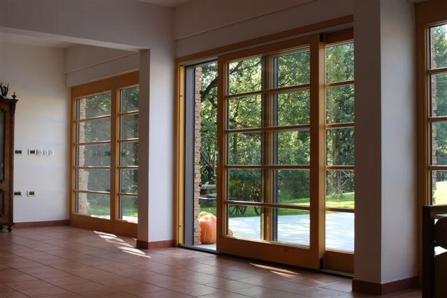Sliding patio door wooden double glazed panoramic m sora sliding patio door wooden double glazed planetlyrics Gallery