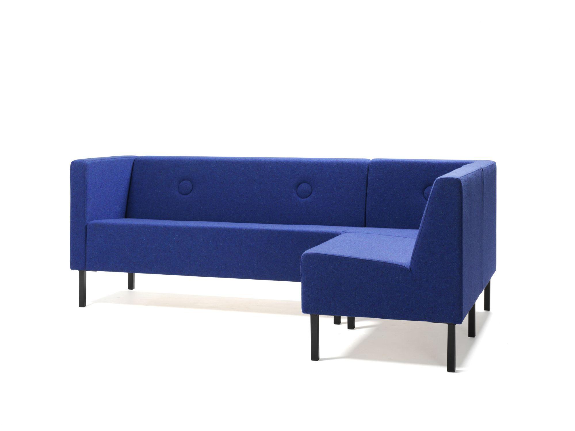 ... Corner Sofa / Modular / Contemporary / Fabric