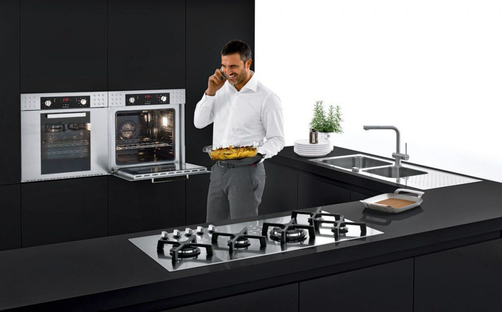 Gas Cooktop / Cast Iron