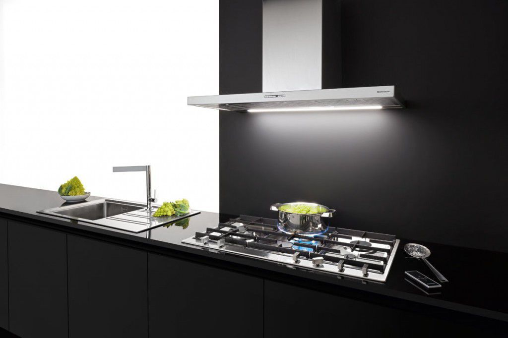 Captivating ... Gas Cooktop / With Grill / Cast Iron