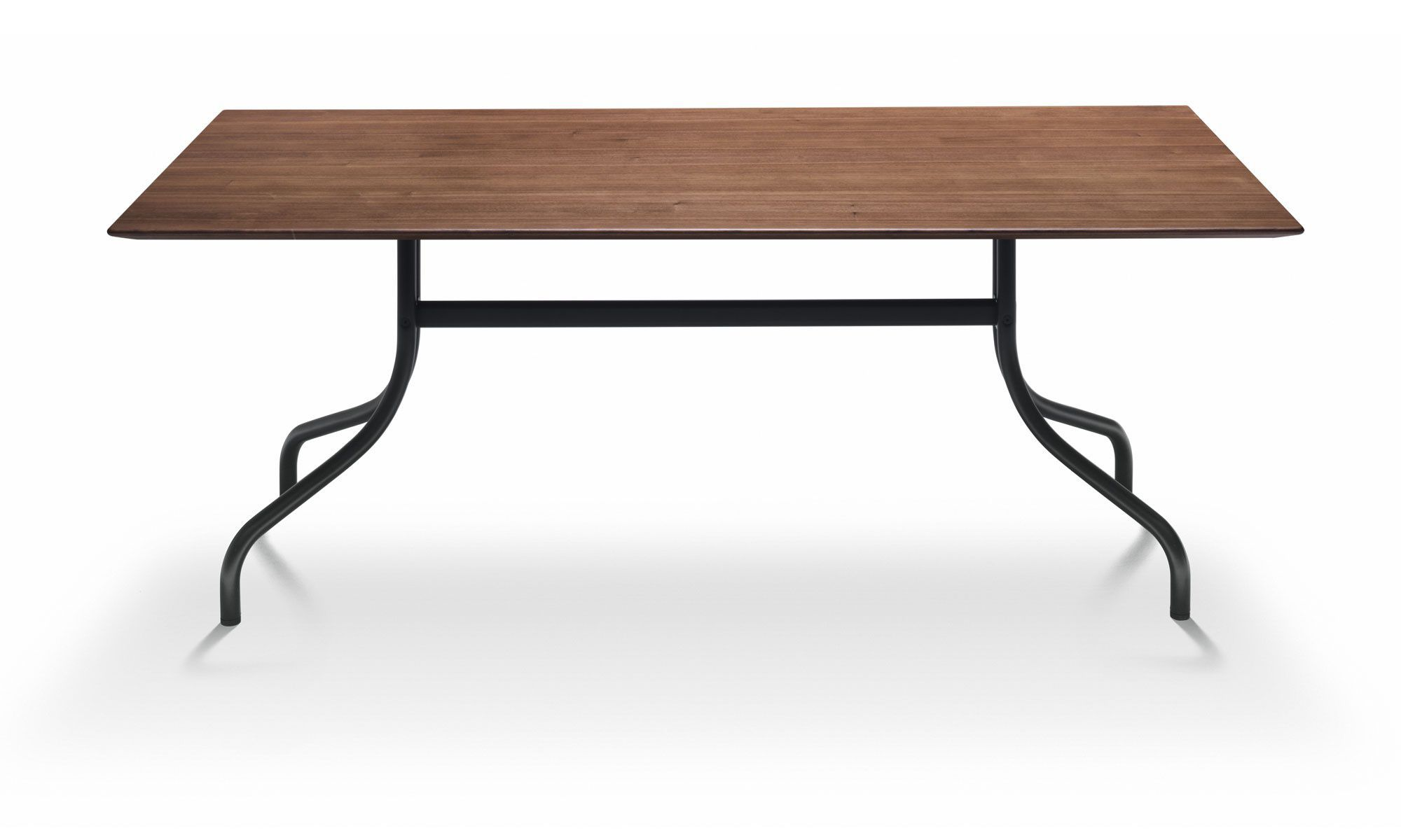 Lovely ... Contemporary Dining Table / Solid Wood / Rectangular / Square SHINE  DePadova ...