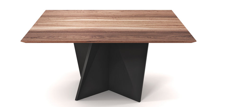 ... Contemporary Dining Table / Wooden / Rectangular