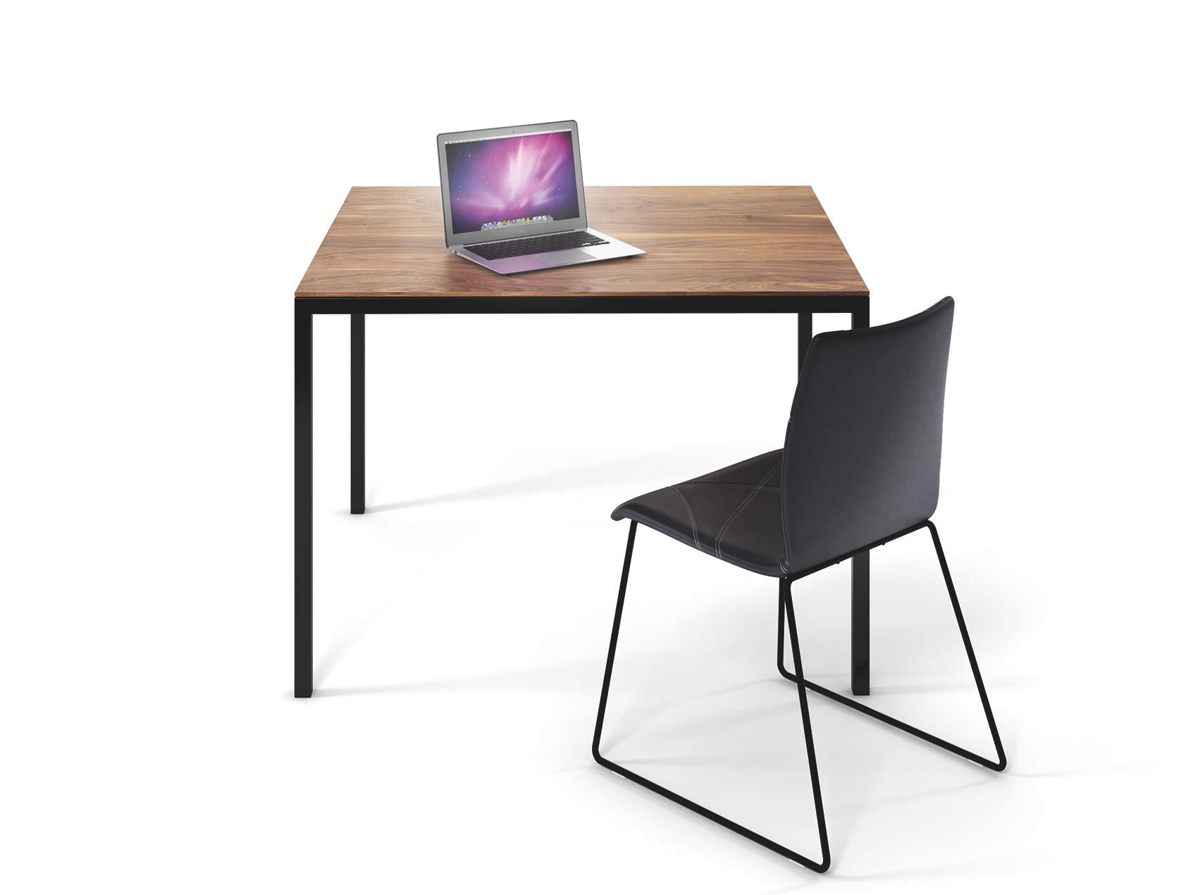 Contemporary Table / Wooden / Metal / Rectangular. DINO Willisau  Switzerland   Tisch U0026 Stuhl Willisau AG