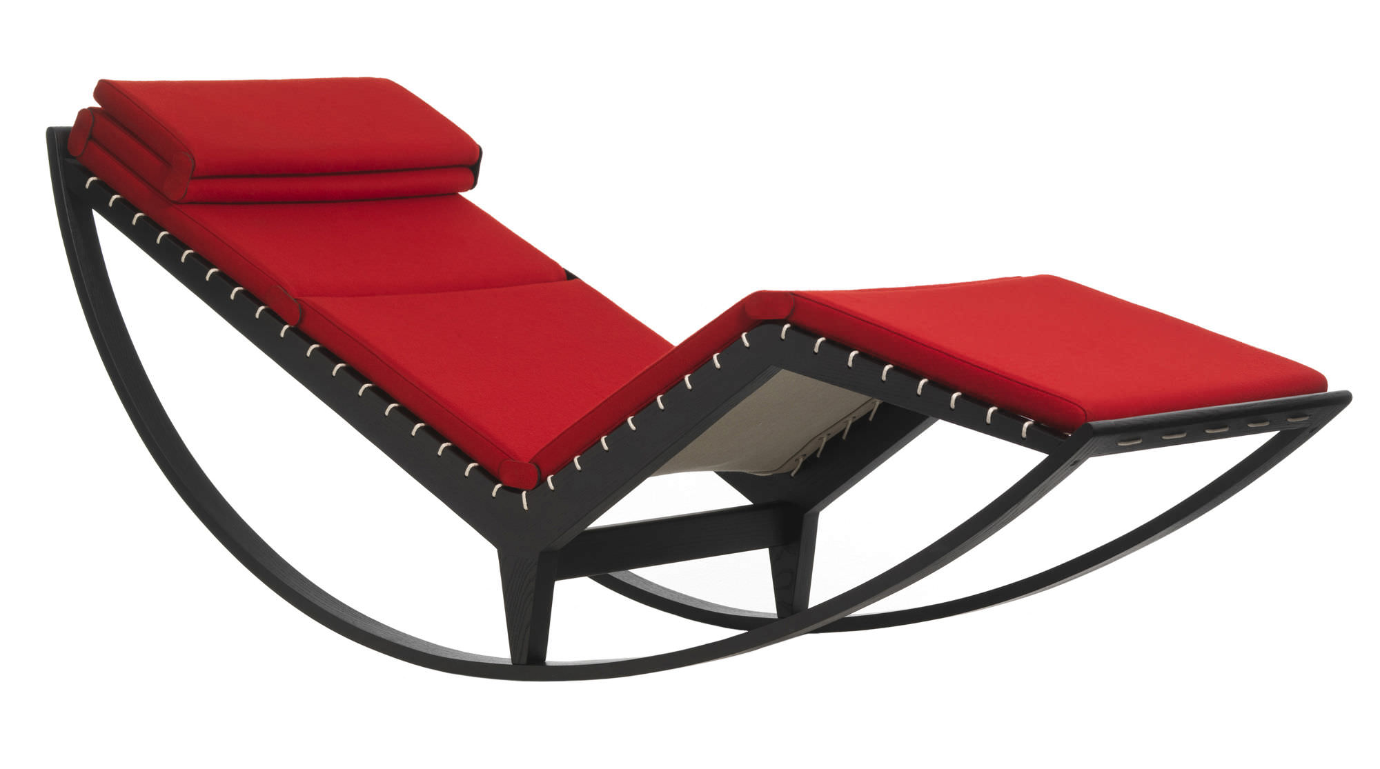 contemporary chaise longue fabric leather ash 837 canapo