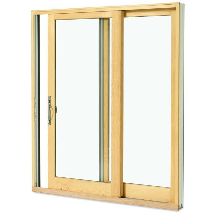 Sliding French Door / Fiberglass / Double Glazed   INTEGRITY IMPACT