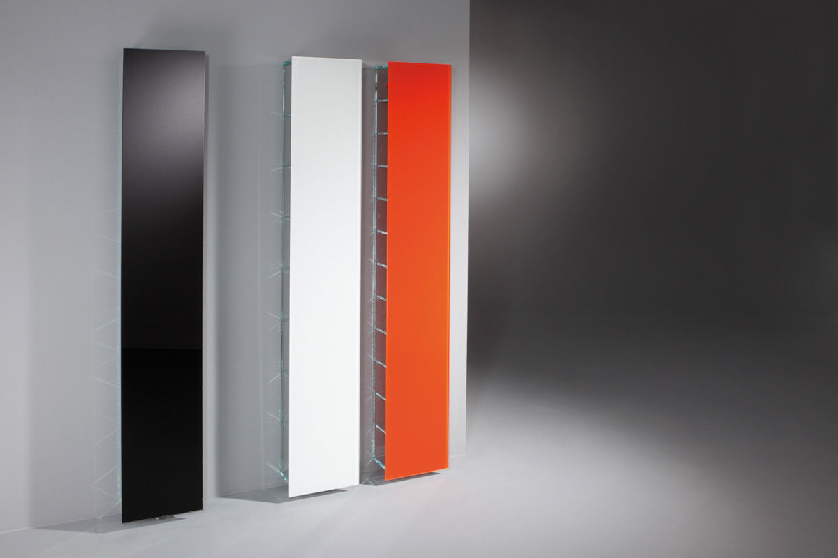 Wooden CD/DVD cabinet - PILE by Benjamin Hanne - Dreieck GmbH