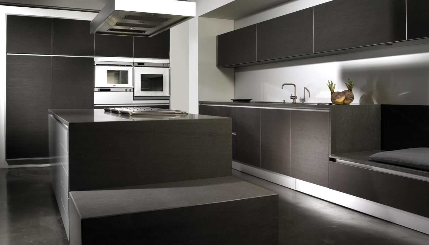 KG · Contemporary Kitchen / Aluminum / Stone / Stainless Steel Eggersmann  Küchen GmbH U0026 Co.