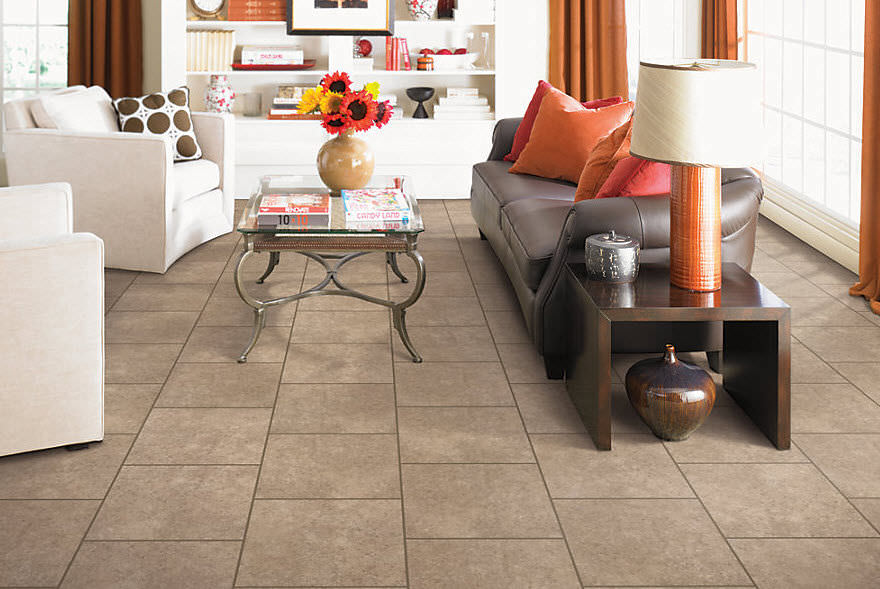 Indoor Tile Living Room Floor Ceramic Del Norte Mohawk