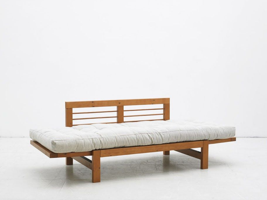 Sofa Bed / Contemporary / Wooden / 2 Person ...