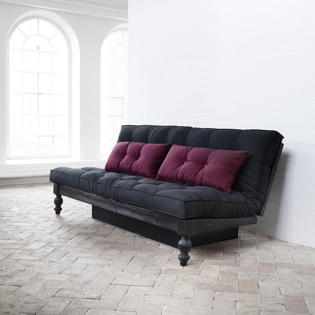sofa bed   contemporary   wooden   3 seater   rock o sofa bed   contemporary   wooden   3 seater   rock o   karup      rh   archiexpo