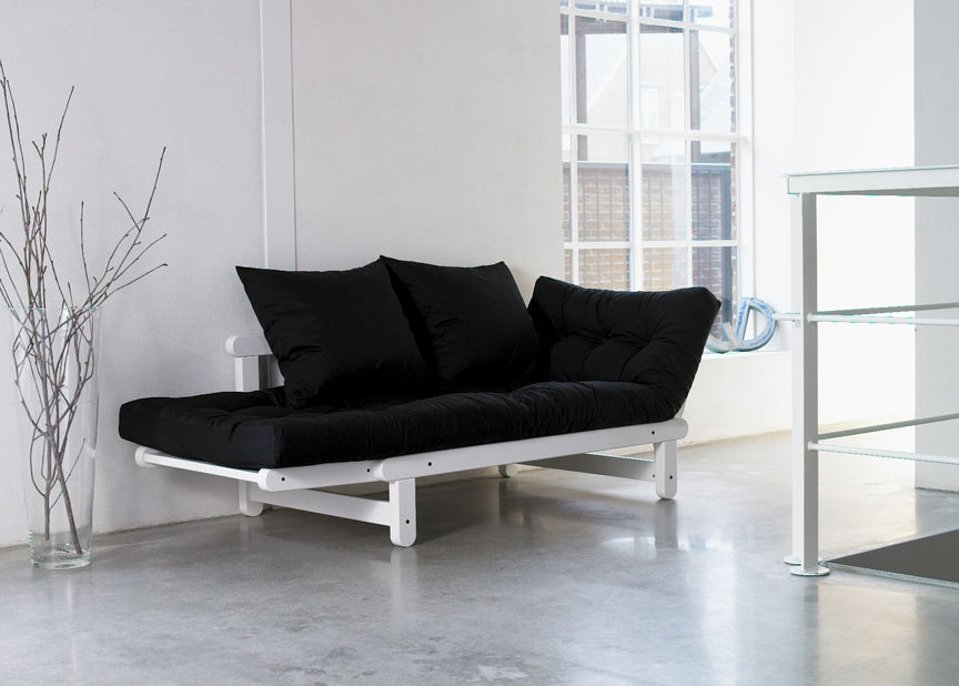 Great Sofa Bed / Contemporary / Wooden / 3 Seater   BEAT