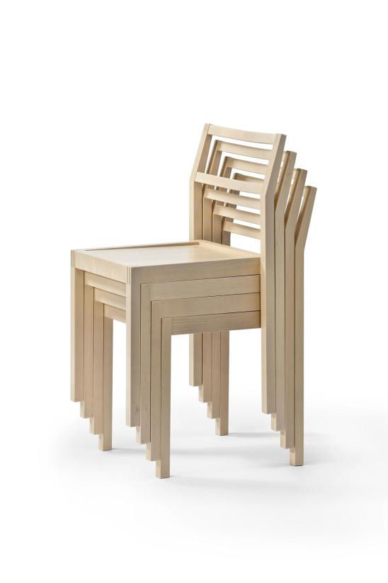 contemporary chair / stackable / wooden / for public buildings ...  sc 1 st  ArchiExpo & Contemporary chair / stackable / wooden / for public buildings ...