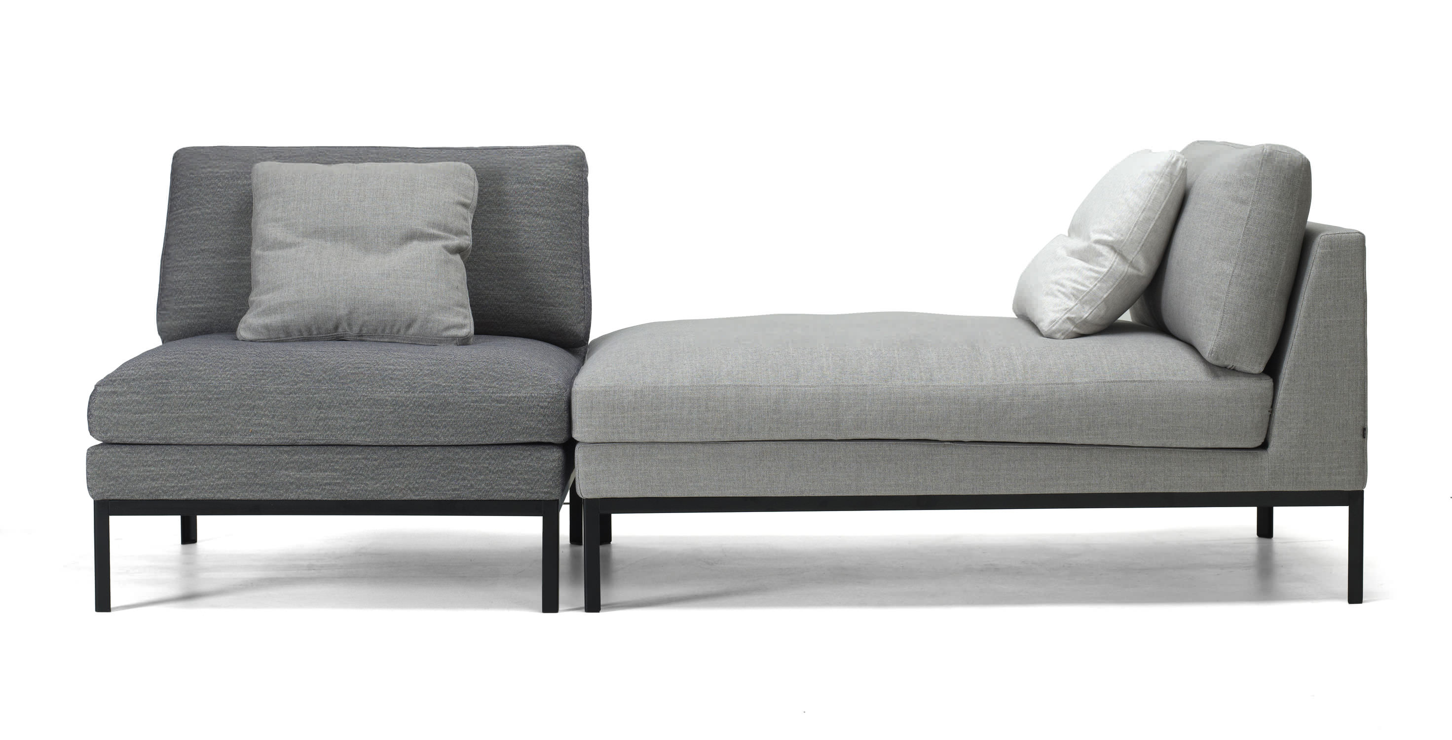 Contemporary Chaise Longue Fabric Join By Emma Olbers Ire  ~ Contemporary Chaise Sofa