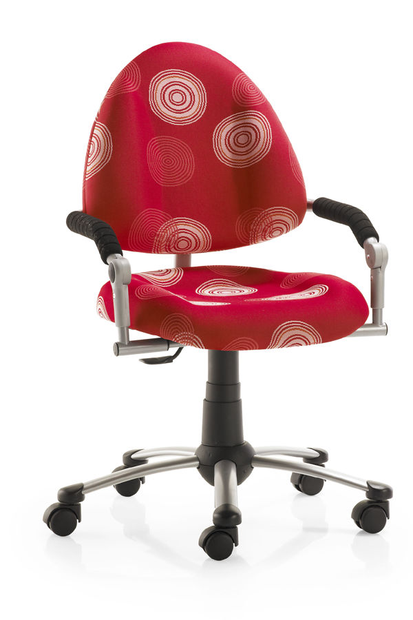 ... Contemporary Office Chair / With Armrests / Swivel / Childu0027s ...