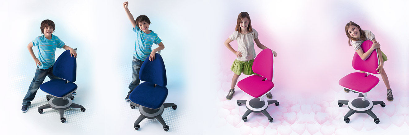 Contemporary Office Chair / On Casters / Star Base / Upholstered ...