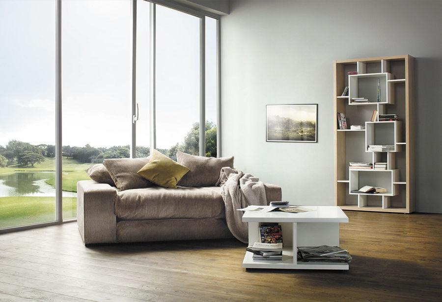 Mondrian Furniture contemporary shelf / wooden - mondrian - sba baldu kompanija sba