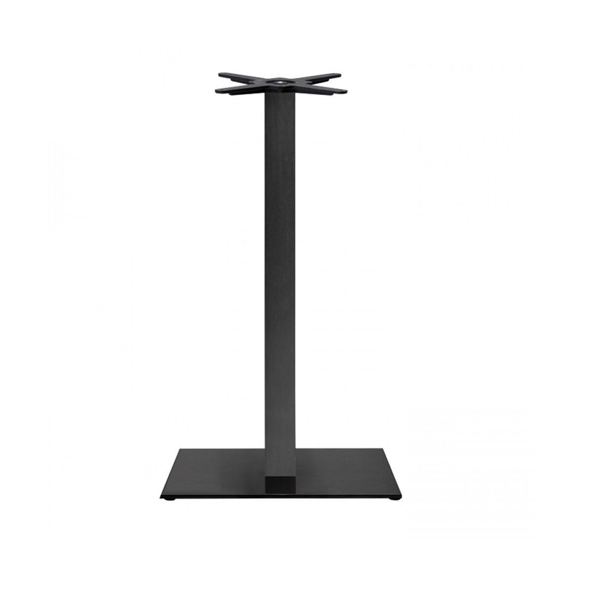 Cast Iron Table Base / Stainless Steel / Contemporary / For High Bar Tables    TIFFANY
