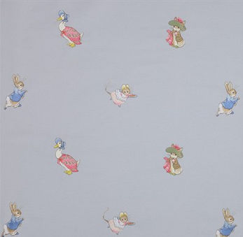 Upholstery fabric / patterned / viscose / embroidered - BEATRIX ...