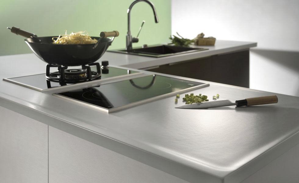 Porcelain Stoneware Countertop Kitchen Xxl Systemceram Gmbh