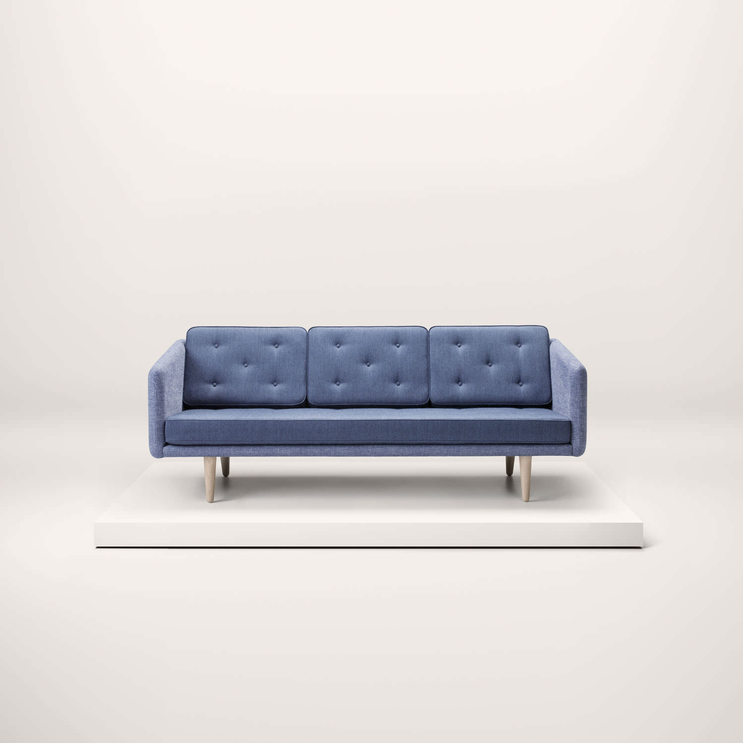 Minimalist design sofa fabric 2seater 3seater NO 1 by