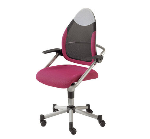 Contemporary Office Chair / Swivel / On Casters / Childu0027s   PABLO