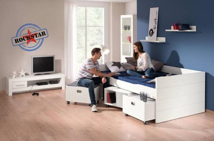 Childrens Bedroom Furniture Sets. White children s bedroom furniture set  FIONA paidi