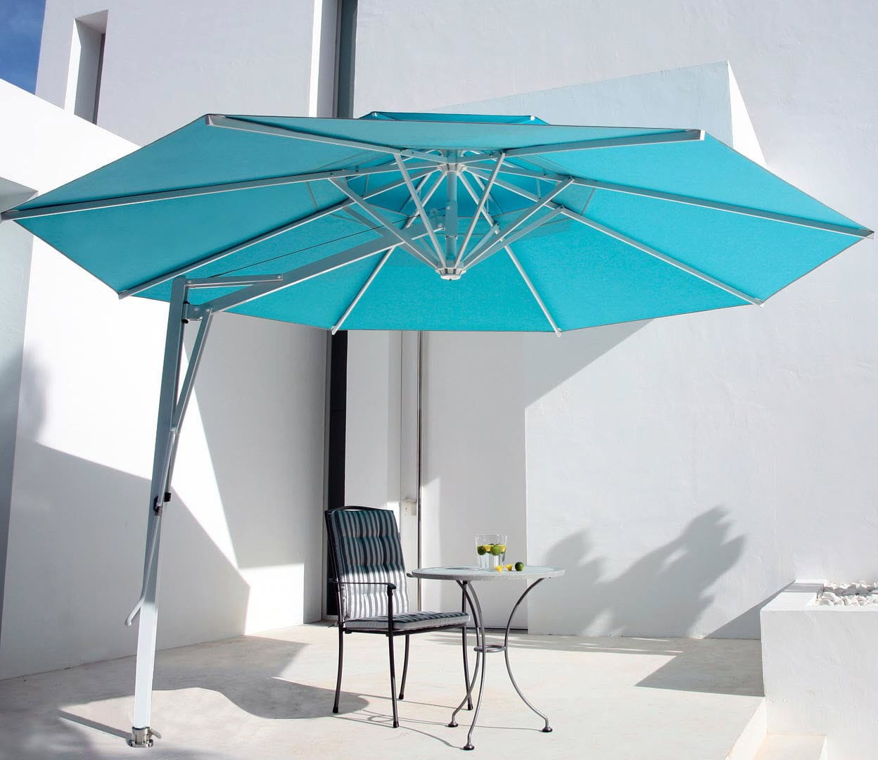 Offset Patio Umbrella / For Bars / For Public Pools / For Hotels   BELVEDERE