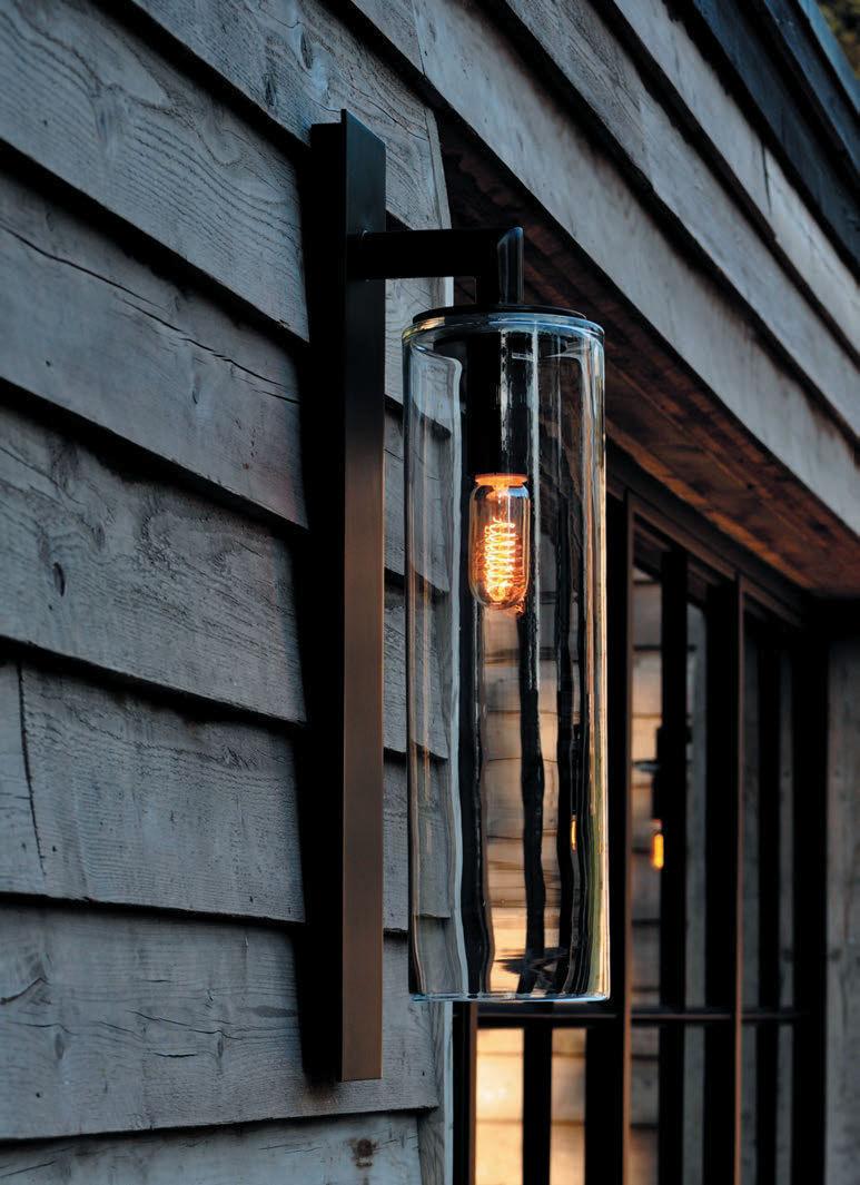 wall light garden glass aluminum dome w royal botania