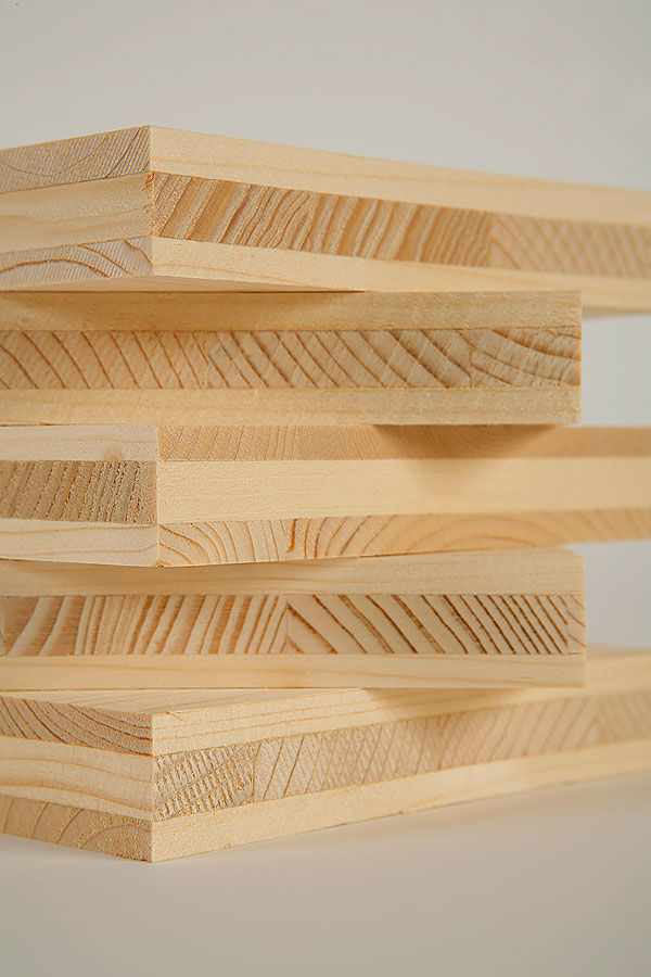 Construction panel / structural / solid wood / engineered Pfeifer Holz GmbH  & Co. - Construction Panel / Structural / Solid Wood / Engineered