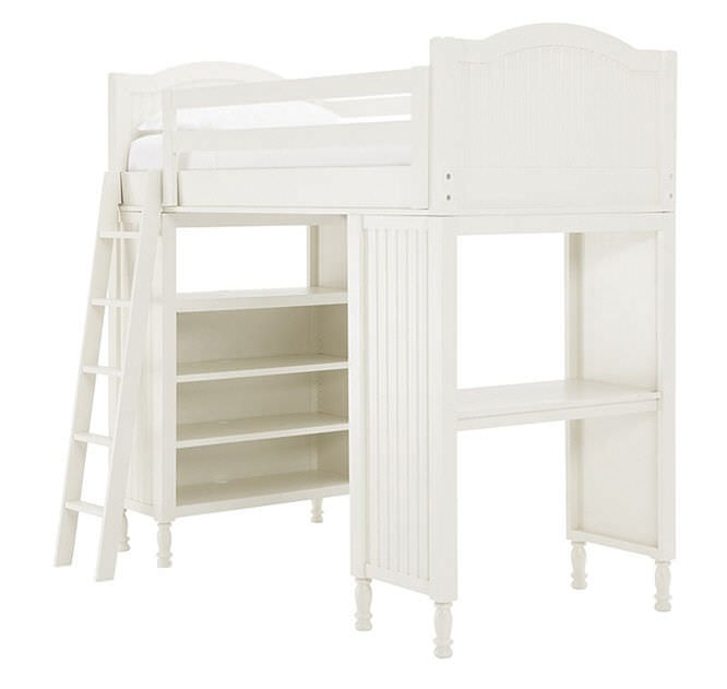 Bunk Bed Single Contemporary Child S Unisex Catalina