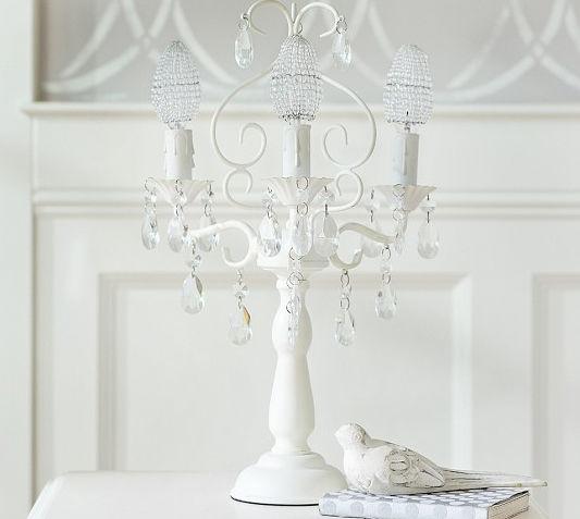 Office lamp / classic / crystal - ALYSSA