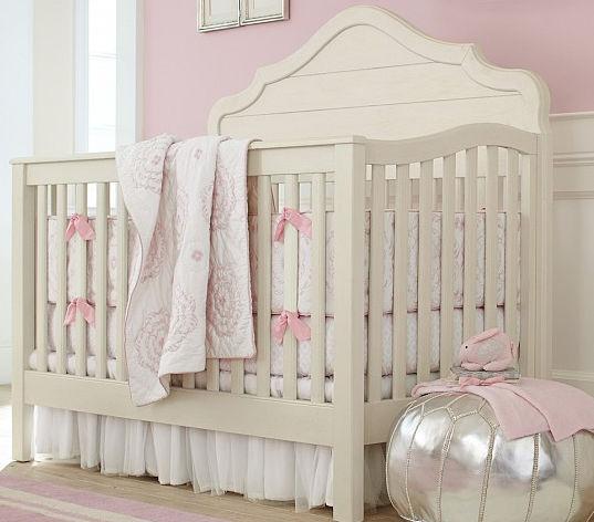 ... JULIETTE Pottery Barn Kids Single bed / traditional / childu0027s unisex / baby - JULIETTE & Single bed / traditional / childu0027s unisex / baby - JULIETTE ...