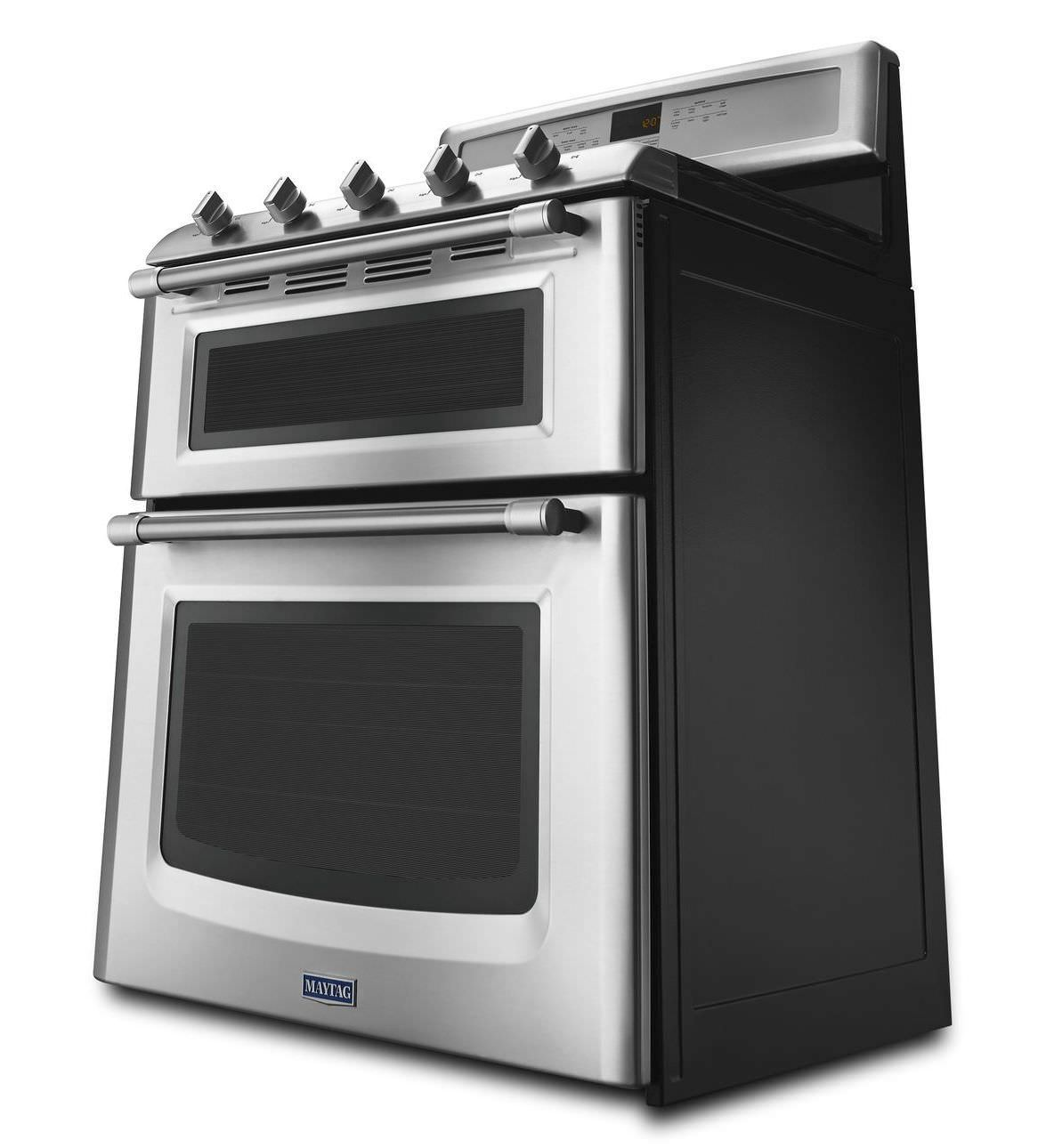 gas range cooker - mgt8820ds - maytag