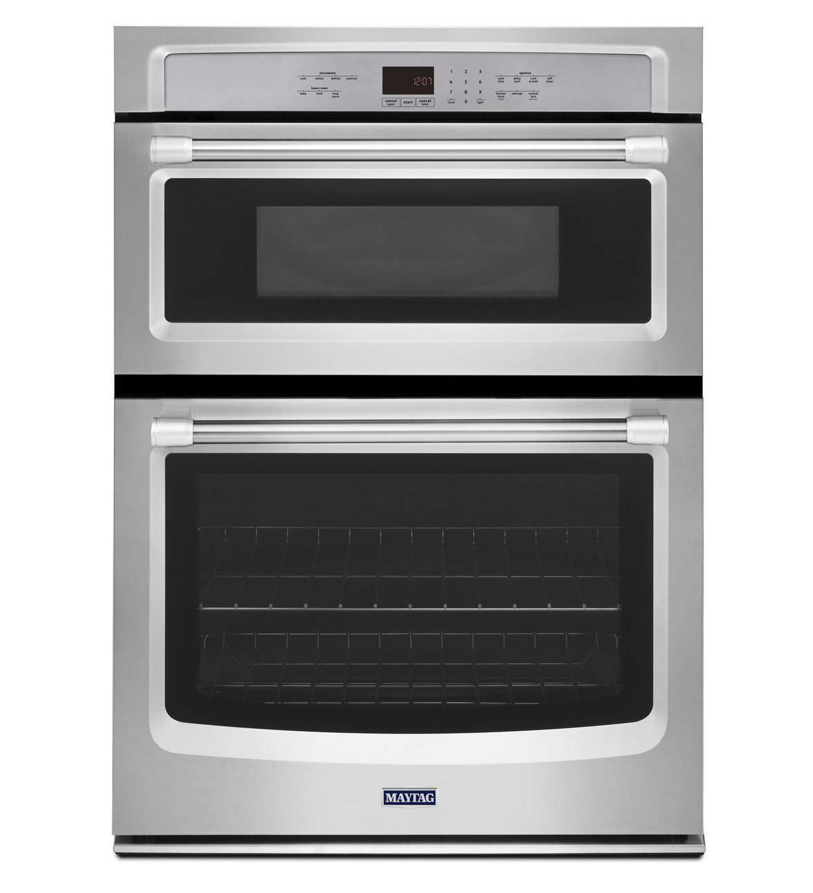 Electric oven / microwave / built-in - MMW7730DS - Maytag