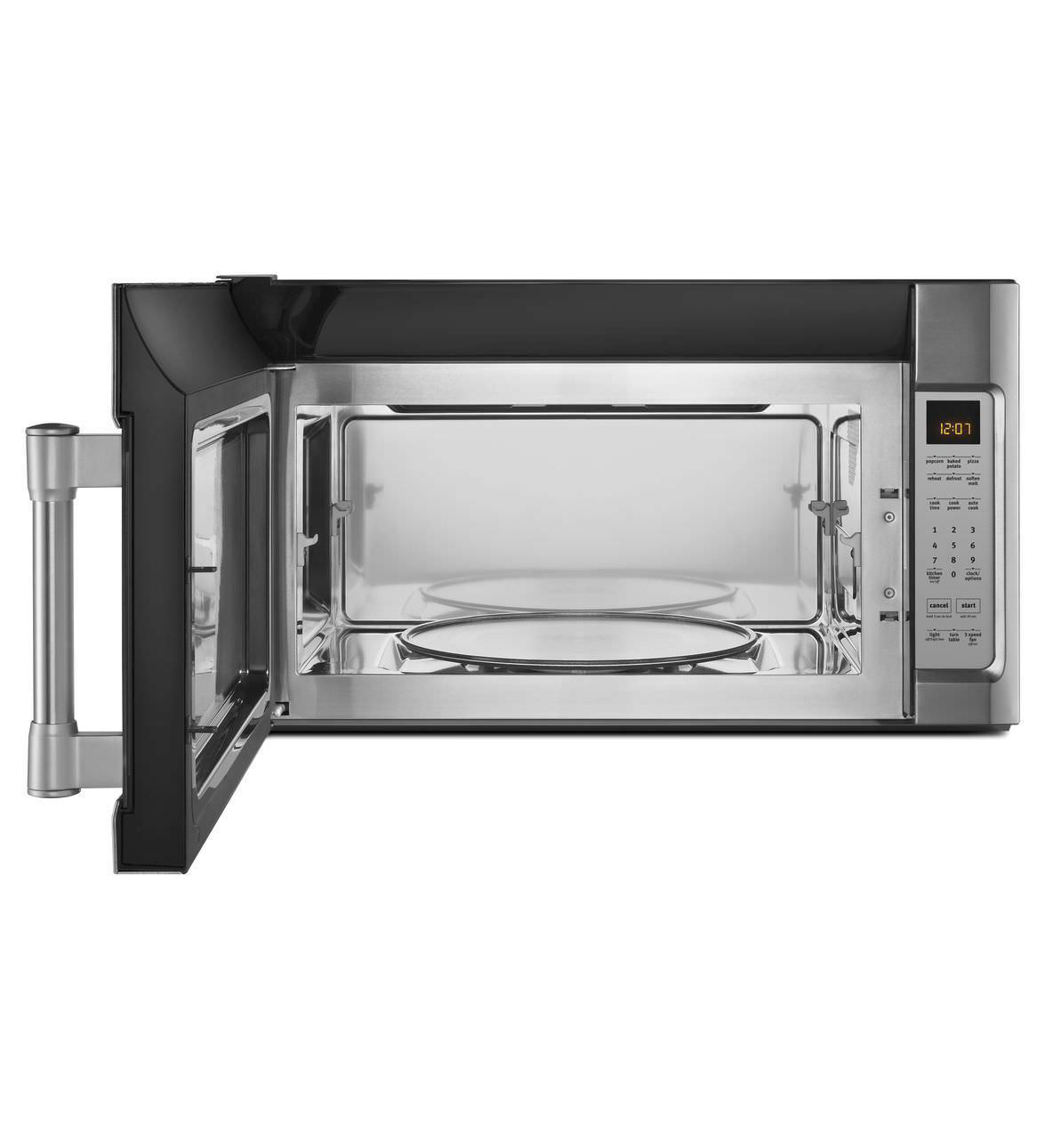 Electric Oven Microwave Built In