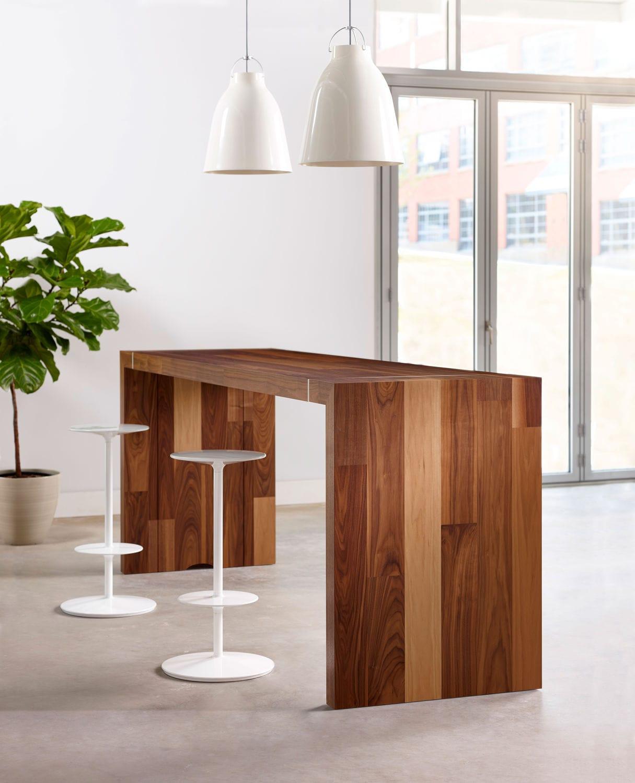 bar table modern zoonitrobarstool zoonitrobarstool bar table  - contemporary high bar table wooden rectangular commercial