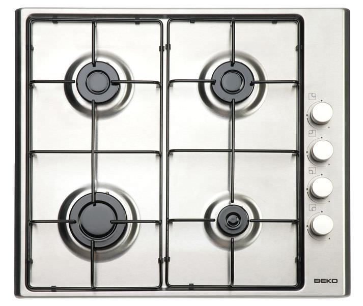 Gas cooktop / with grill - HIZG64120 - Beko