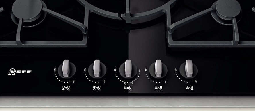 Gas cooktop / vitroceramic - T67S76N1 - NEFF