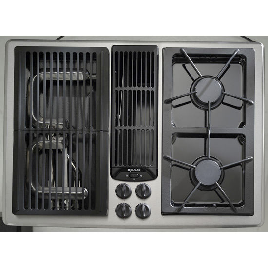 Gas cooktop / with grill - JGD8130ADS - JENN-AIR - Videos
