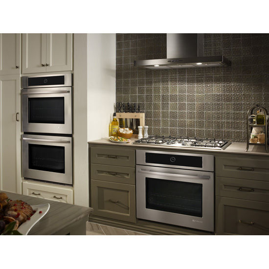 Electric Oven / Convection / Built In   JJW2430WS
