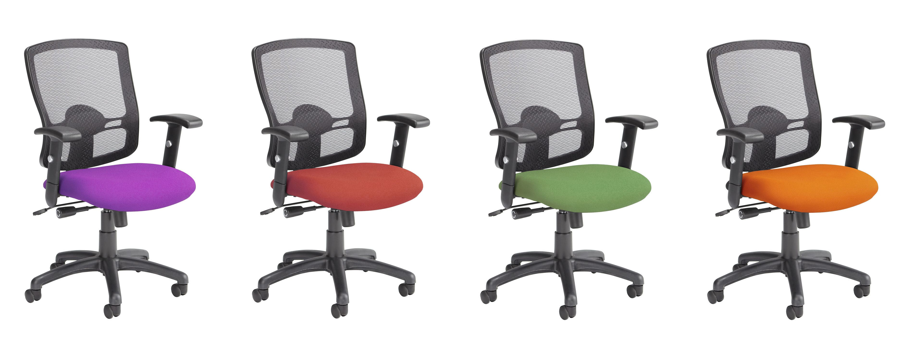 ... Contemporary Office Chair / Adjustable / Swivel / On Casters EKO  (61021/63003)