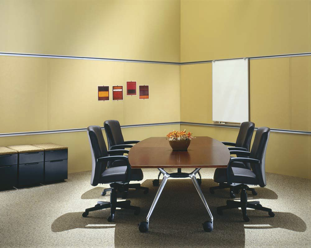 Contemporary Boardroom Table Wooden Rectangular Folding - Folding boardroom table