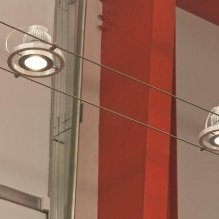 LED cable lighting / linear / metal / indoor - ECOTRAPEZE & LED cable lighting / linear / metal / indoor - ECOTRAPEZE ... azcodes.com